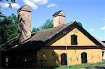 Sweden, Uppland, Österbybruck, Walloon blacksmith house