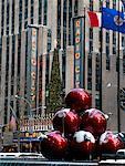 Radio City Music Hall at Christmas New York City, New York USA
