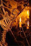 Skeleton in Dungeon