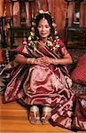 Traditional Hindu Bride
