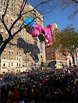 Macy Thanksgiving Day Parade New York, New York, USA