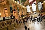Grand Central Station New York City New York, USA