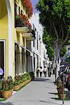 Rodeo Drive, Beverly Hills Californie, USA