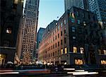 Rockefeller Center à Noël New York City New York, États-Unis