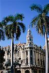 Vieux bâtiment de la Havane Cuba