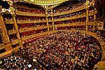 Oper Opera Garnier Paris, Frankreich