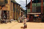 Street Scene Madagascar