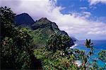 Na Pali Coast Kauai, Hawaii, USA
