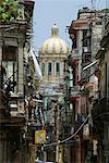 Scène de rue la Havane, Cuba