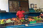 Fruit Seller Havana, Cuba