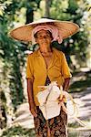 Portrait of Woman Ubud, Bali, Indonesia