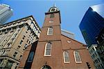 Old South Meeting House, Boston, Massachusetts, USA