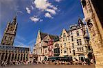 City Square, Ghent, Belgium