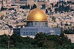 Dôme du rocher, Jérusalem, Israël