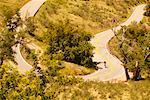 Man Mountain Bike, Colorado, USA