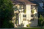 Maison historique, Niagara-On-The-Lake, Ontario, Canada