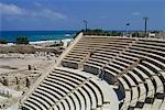 Caesarea's Roman Theater, Caesarea, Israel