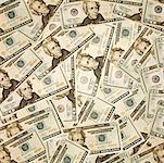 Tableau des billets de vingt dollars