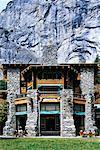 Yosemite Lodge, Yosemite National Park, California, USA