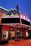 Movie Theatre, California, USA