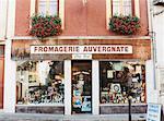 Cheese Shop, Chatel-Guyon, France