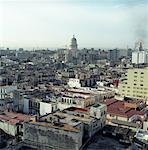Ligne d'horizon de la Havane, Cuba