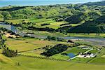 Craggy Range Winery, Tukituki Valley, Hawke's Bay, New Zealand