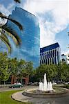 Torre de la Industria, Los Condes, Sanhattan, Santiago, Chile