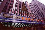 Radio City Music Hall at Christmas, New York City, New York, USA
