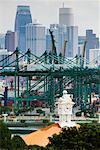 Container Terminal, Singapour