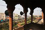 View from Jama Masjid Mosque, Delhi, India