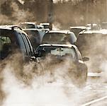 Traffic in Winter