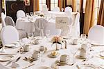 Banquet Hall Tables