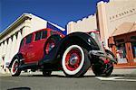 Vintage Car, Napier, Hawke's Bay, New Zealand