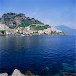 Salerno, Amalfi, Italie