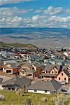 Bau der Wohnnachbarschaft, Kamloops, Britisch-Kolumbien, Kanada