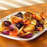 Gemüseschüssel