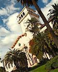 Santa Barbara Courthouse, Santa Barbara, California, USA