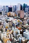 Shiodome Shiosite, Tokyo, Japon