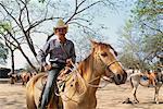 Portrait of Cowboy, Cuba