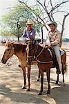 Portrait of Cowboys, Cuba