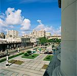 Plaza del Capitolio, la Havane, Cuba