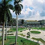 Plaza del Capitolio, Havana, Cuba