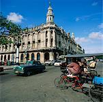 Garcia Lorca Theater, la Havane, Cuba