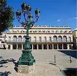 Palacio del Conde de Santovenia, Plaza de Armas, la Havane, Cuba