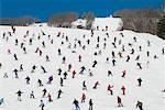 Skifahren am Mont Tremblant, Kanada