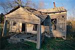 Run Down House, Texas, USA