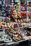 Street Vendor in Chinatown, New York, New York, USA