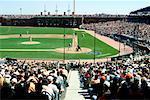 Baseball Game At SBC Park, San Francisco, California, USA