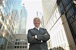 Portrait of Businesswoman, Toronto, Ontario, Canada